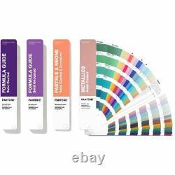 Pantone Formula Guides Solid Guide Set GP1605A Spot Colors for Graphics & Print