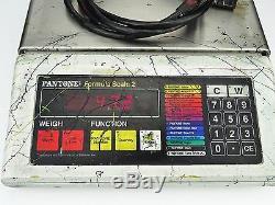 Pantone Formula Scale 2 PFS2-12P Paint Ink Mixing Scale 2lb Capacity