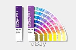 Pantone GP1601A Formula Guide 2019 Edition Set Coated and Uncoated