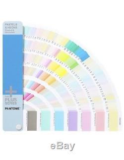 Pantone Pantone Plus Series Pastel & Neons Guide Gg1504