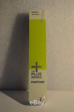 Pantone Plus Series CMYK Uncoated Color Guide GP1501