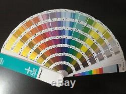 Pantone Plus Series Color Bridge 336 New Colors Coated and Uncoated