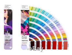 Pantone Plus Series GP1601N Solid Coated and Uncoated Formula Guide