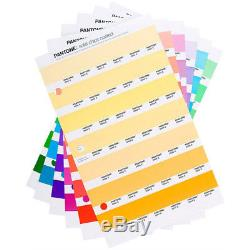 Pantone Solid Chips Two-book Set Coated & Uncoated GP1606N 2016 Year NEW