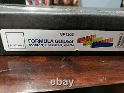 Pantone Solid Formula Guides Three Guide Set Coated/Uncoated/Matte GP1202