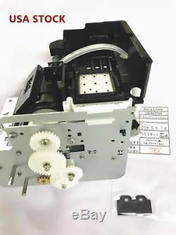 Pump Capping Assembly Maintenance Cap Station for Mutoh VJ1604E/1624 With Wiper