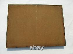 Rare Collectible KELSEY Excelsior Type Case + Used Lot of Letterpress Monotype
