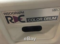 Riso Risograph RC Color Drum Blue