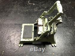 Small Hand Letterpress, Antique Printing Press, Letterpress, Wood Block Type