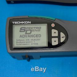 Techkon SpectroDens Advanced Spectro-Densitometer Fully Loaded