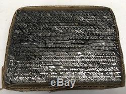 Typo Script Extended 14 pt Letterpress Type Vintage Printer's Lead Metal