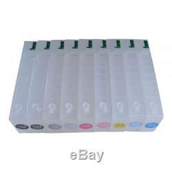 USA Stock! 9pcs / set Epson Stylus Pro 3880 Refilling INK Cartridge