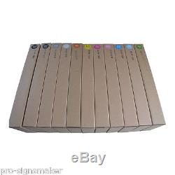USA Stock Epson Stylus Pro 7910 / 9910 Refilling Cartridge-11pcs/set + 6 Funnels