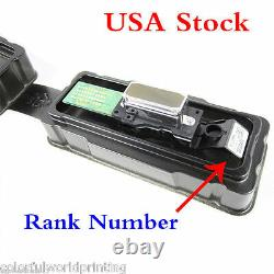 US Original Roland DX4 Eco Solvent Printhead for Mimaki Mutoh 1000002201 +Wipers