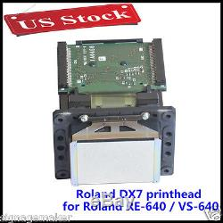 US Stock Roland DX7 Eco Solvent Print head 6701409010 for Roland RE-640 / VS-640