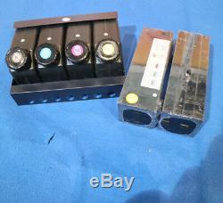 UV Bulk Ink Supply System CISS for Roland LEJ-640 UV Mimaki Mutoh Printers 4x8