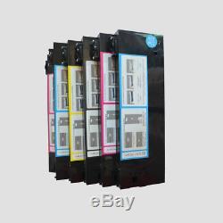 UV Bulk Ink System CISS for Roland VersaUV LEJ-640 UV Mimaki Mutoh Printers 4x8
