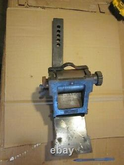 Used Rare Chandler Price Printing Platen Press Pony Inker