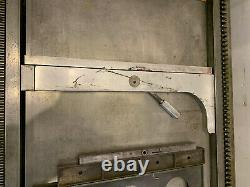 Vandercook Press Universal III / 219 Handy Lockup Bar Letterpress