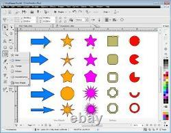 VinylMaster PRO Professional Sign Maker & Sign Shop Software PSN+LINK NO DISCS