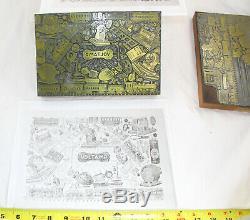 Voltamp Printing Blocks Albert Roth