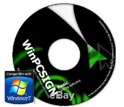 WinPCSIGN Basic 2012 Descarge, Instale y Uselo 30 dias gratis