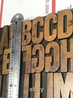 Wood Type 99 Pcs Of 1 11/16 Inch