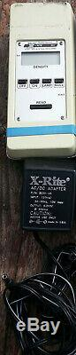 X-Rite 331 Black White B&W Transmission Densitometer X-Ray
