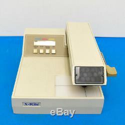 X-Rite 410TR Transmission Reflection Densitometer XRite Hard to Find