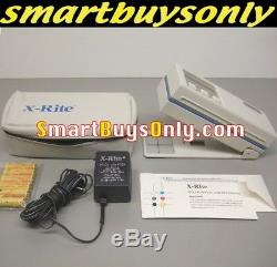 X-Rite 418 Color Reflection Densitometer Excellent condition 3.4mm aperture
