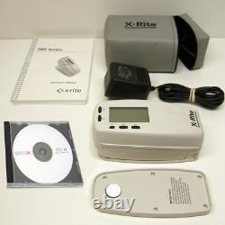 X-Rite 528 Reflective Color Densitometer Spectrophotometer Xrite Excellent Cond