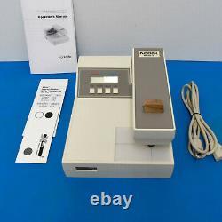 X-Rite 811TR (Kodak Model 2) Transmission Reflection Densitometer withRef. Calib