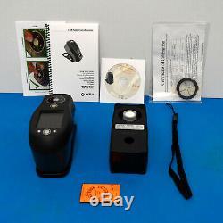 X-Rite Ci64-UV (CI64-4XRDUB) Portable Sphere Spectrophotometer Cert. Calib 4/20