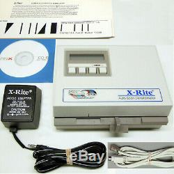 X-Rite DTP36 Auto Scan Densitometer Xrite DTP 36 excellent condition