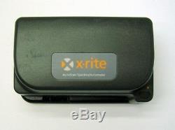 X-Rite DTP41B AutoScan Spectrophotometer Densitometer, RH2+XE Autoscan Color