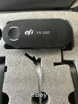 X-Rite EFI ES-2000 i1 Pro Rev E Spectrophotometer with Case