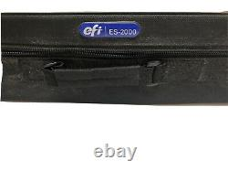 X-Rite EFI ES-2000 i1 Pro Rev E Spectrophotometer with Case, software, and USB