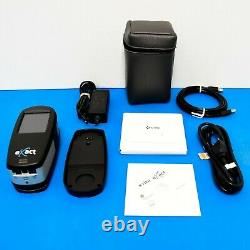 X-Rite NGHXRP2B eXact Standard +Scan 2.0mm Spectrodensitometer excellent Cond