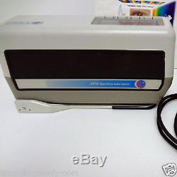 X-Rite SP78 Sphere Spectrophotometer Densitometer & SP78-200 Bar Code Reader
