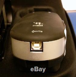 X-Rite i1 Pro 2 Rev E Spectrophotometer EO2-XR-ULZW missing one adapter