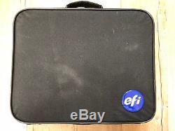 X-rite EFI ES-2000 i1 PRO rev E Spectrophotometer E02-EFI-ULZW NEW