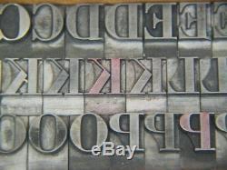 Bodoni Bold 48pt 24 Lbs Type Imprimantes Type Typiques