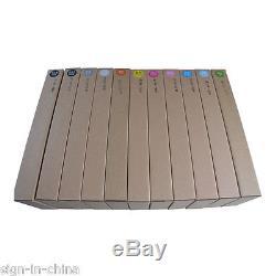 Cartouche De Remplissage Epson Stylus Pro 7910/9910/7900/9900 Oem-11pcs / Lot