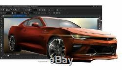 Coreldraw 2019 Graphics Suite Version Complète + Mises À Jour Gratuites Win 32 Et 64 Bits