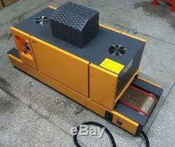 Dessiccateur Uv Uv De Colle D'encre Uv De Machine De Traitement Uv De Convoyeur 200mm 2200w