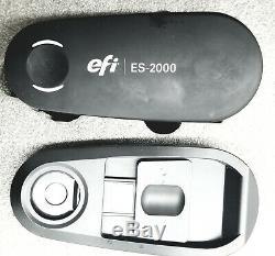 Efi Es-2000 I1 Pro X-rite Rev E E02-efi-ulzw Durée De Combustion De La Lampe 838,7 Secondes