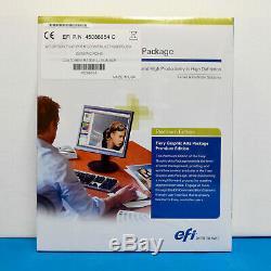 Efi Fiery 45086654-c Kit D'options Pour Le Package Arts Graphiques, Arts Graphiques Premium Modifier