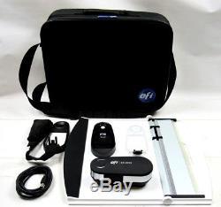 Efi Fiery Color Profiler Es-2000 X-rite I1 Pro Rev E Spectrophotomètre De Poche