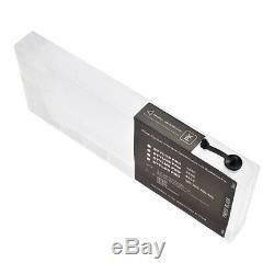 Etats-unis! Cartouches D'encre De Remplissage De 300ml 8pcs Epson Stylus Pro 4880 Avec 4 Entonnoirs