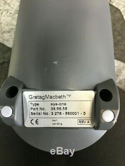 Gretagmacbeth Eye-one Photo Couleur Système Nouveau